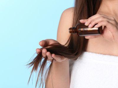 أفضل أنواع الزيوت لتقوية الشعر
