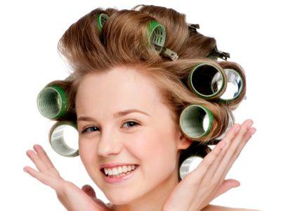 كيف أستخدم لفافات الشعر؟