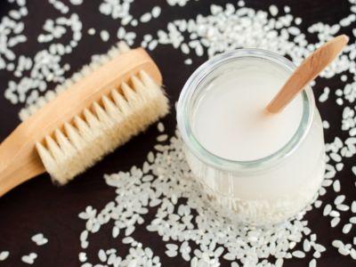 ماء الأرز لتساقط الشعر: كيفية تحضيره واستخدامه