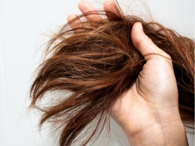 ما صفات مسامية الشعر العالية؟