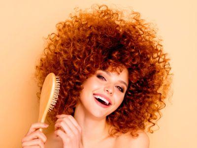 وصفات لتسريح الشعر المجعد، جربيها