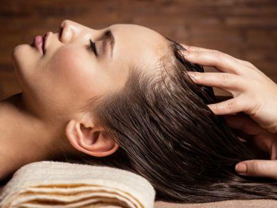 وصفات منزلية لتدليك الشعر