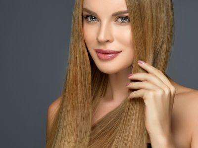 5 وصفات لفرد وتنعيم الشعر الجاف