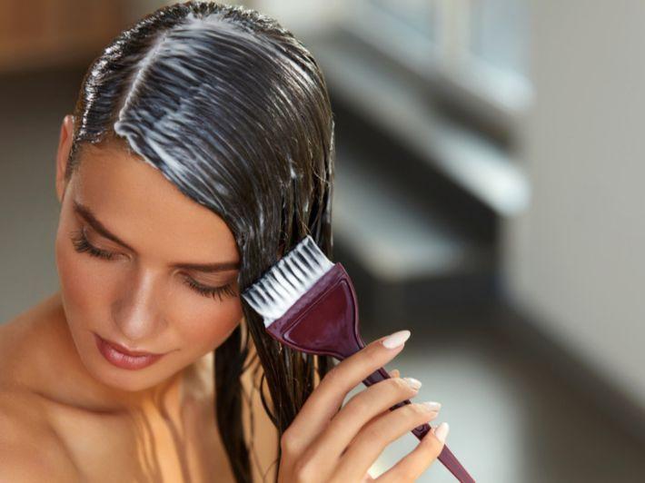 كم أترك الصبغة على الشعر؟