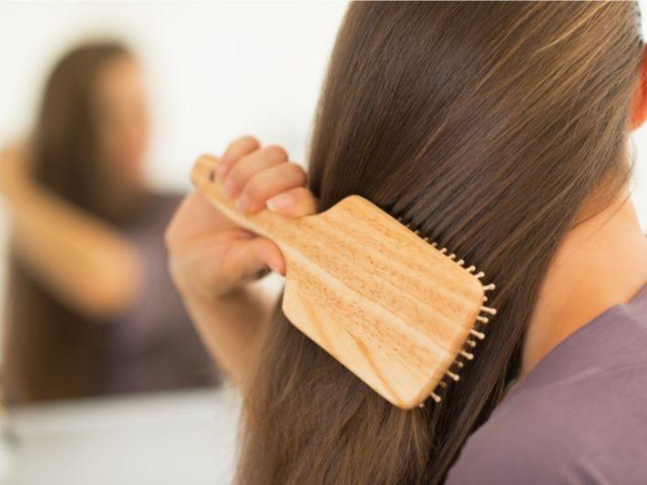كيفية تسريح الشعر