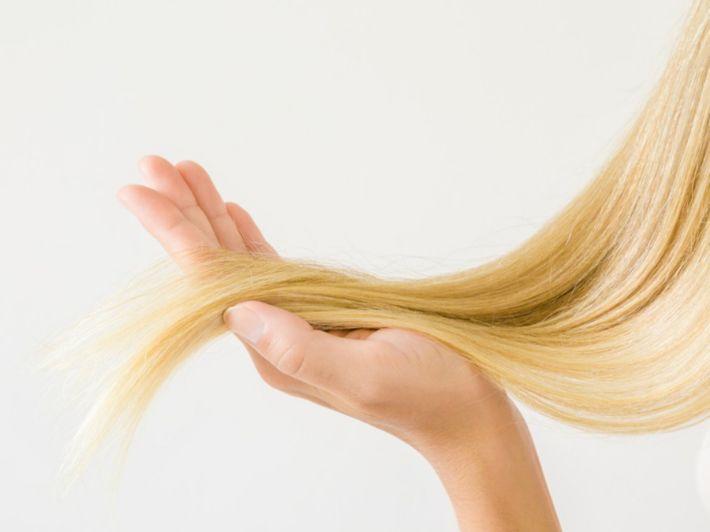 كيف أسحب لون شعري؟