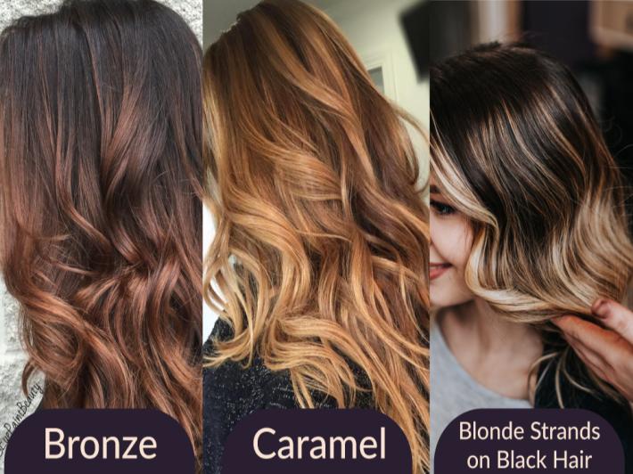 ما هو لون الشعر المناسب للبشرة السمراء؟