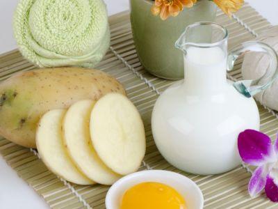 البطاطا للبشرة الدهنية: فوائد وماسكات طبيعية
