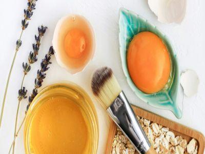 البيض للبشرة الدهنية: وصفات طبيعية وفوائد جمالية