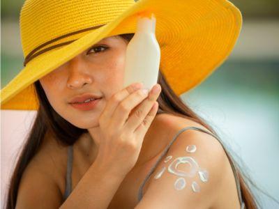 كيف تحافظين على بشرتك في الصيف؟