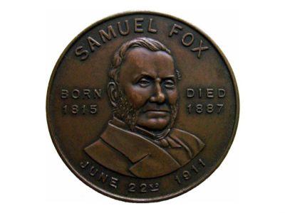 صمويل فوكس مخترع المظلة
