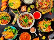 أكلات آسيوية: الأشهر والأكثر تناولاً
