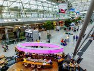 معلومات عن مطار دوسلدورف الدولي