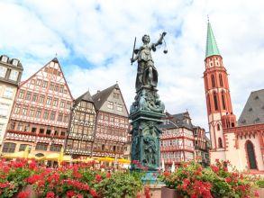 أين أذهب في فرانكفورت: أفضل وأشهر الأماكن السياحية