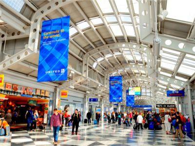 أهم المعلومات حول مطار شيكاغو (مطار أوهير الدولي)