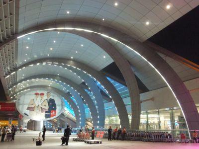 تعرف أكثر على مطار دبي الدولي