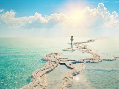 تعرف على البحر الميت كوجهة للسياحة العلاجية