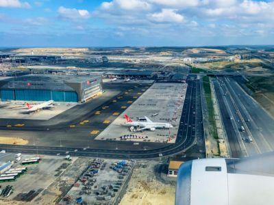 كل ما تريد معرفته عن مطار إسطنبول الدولي