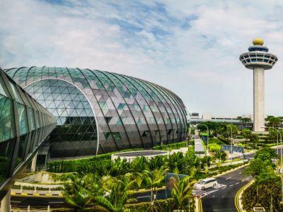 كل ما تريد معرفته عن مطار سنغافورة (مطار شانغي سنغافورة)