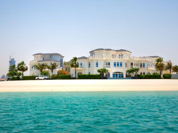 ألق نظرة على أفضل شاليهات دبي