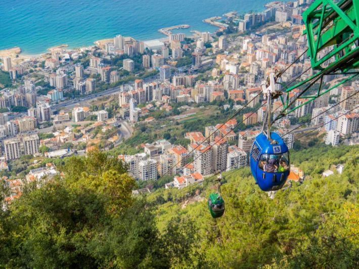 أهم المعلومات حول تلفريك لبنان: لتجربة مميزة وفريدة