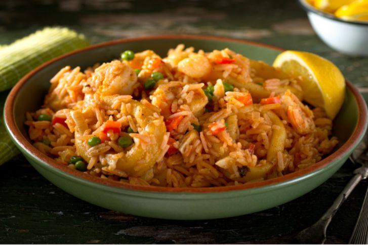وصفة سيبيا بالأرز