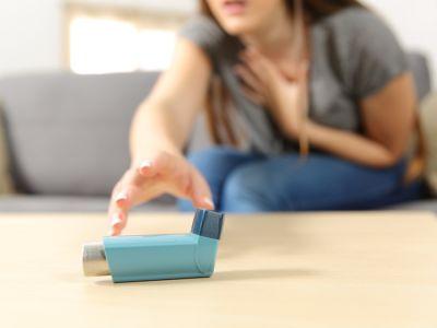 أسباب مرض الربو وتأثيره في الممرات الهوائية