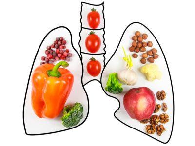 أكلات مفيدة لصحة الرئتين