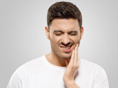 ألم الأسنان بسبب الرشح