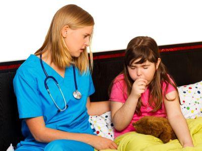 أهم المعلومات: السعال الديكي لدى الأطفال