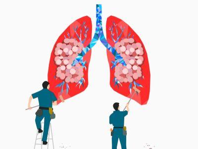 كيفية تنظيف الرئة وحمايتها من المرض