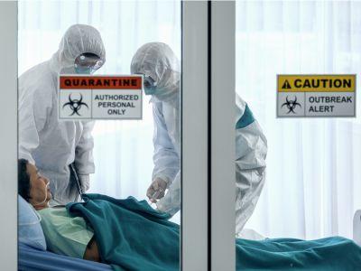 كيف يكون علاج الحالات الشديدة من كوفيد-19 في المشفى؟
