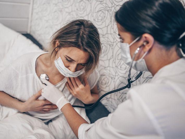 علاج كوفيد-19 في المنزل ومتى تجب الرعاية الطبية