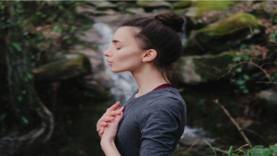 تمارين التنفس لصحة الرئتين
