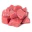 مئة غرامٍ من اللحم البقري الرقيق المقطع لمكعبات صغيرة الحجم.