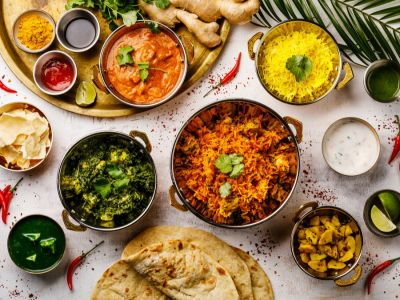 أسهل الأطباق الهندية القديمة