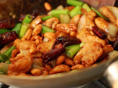 أطيب المأكولات الصينية بالدجاج