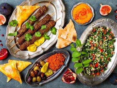 أكلات تركية منوعة