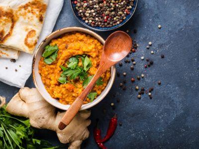 كيفية تحضير طبق الدال الهندي