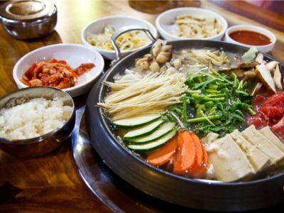 وصفات شهية ومنوعة للأكل الكوري