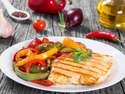 وصفات صحية لستيك الدجاج للرجيم