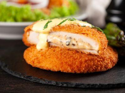 وصفة سكالوب محشي بالجبن