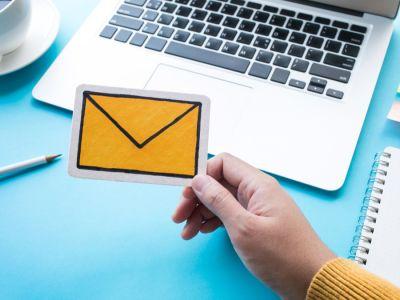 كيف أعمل بريد إلكتروني؟