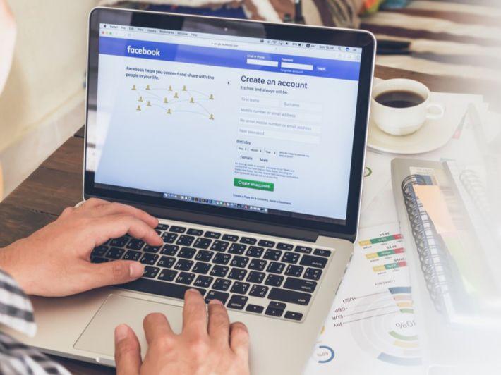 كيفية إنشاء حساب على الفيسبوك خطوة بخطوة