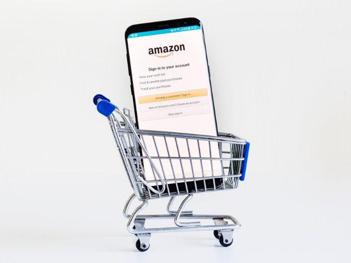 كيفية الشراء من موقع أمازون