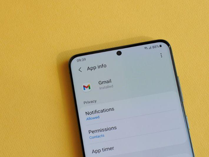 كيفية تسجيل الدخول لحسابي على gmail